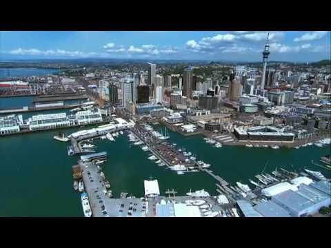 Tourism Auckland Promotional Video