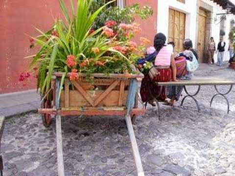 Antigua Guatemala Attractions