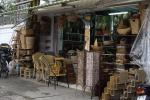 Ho Chi Minh City Rattan Furniture Shop]