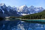 Moraine Lake Canada FleeAmerica